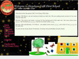Henshaw first School