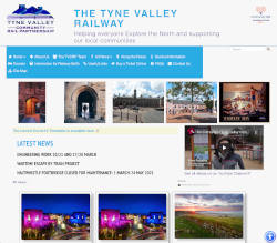 Tyne Valley Community Rail Partnershup